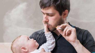 استنشاق دود محیطی دخانیات در کودکی