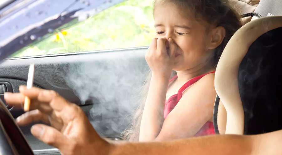کودکان و سیگار