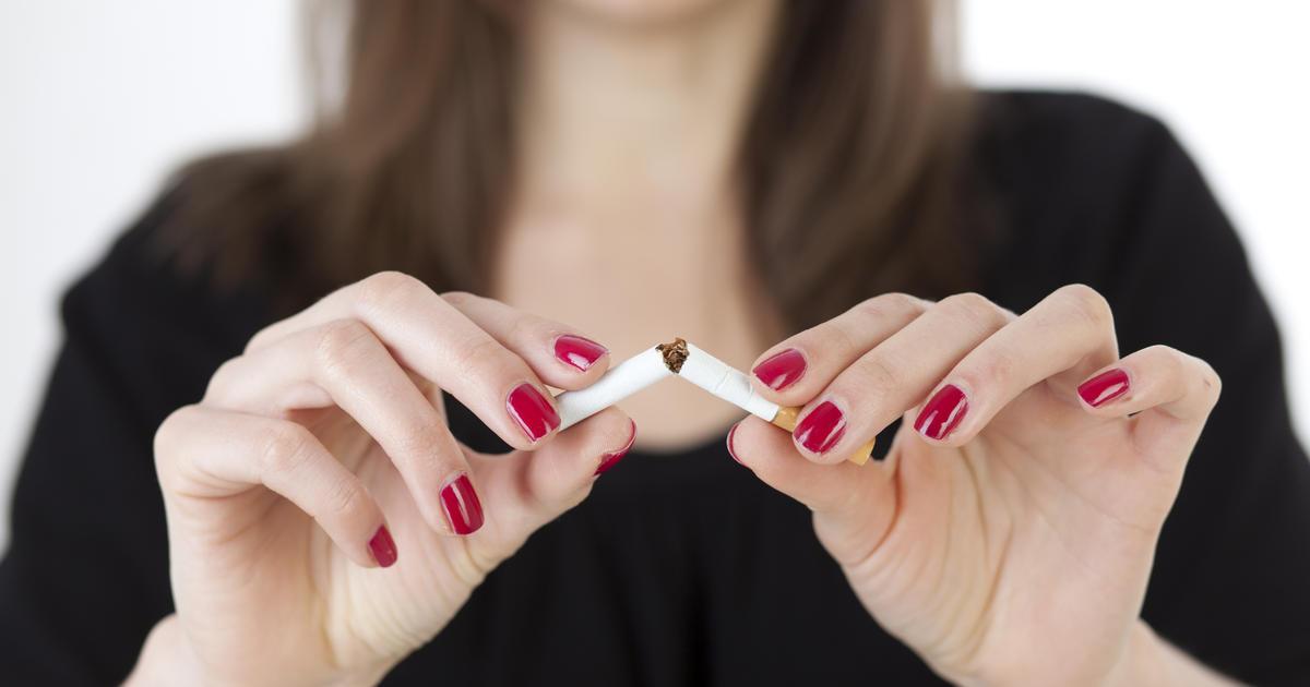 راهنمای ترک سیگار برای زنان