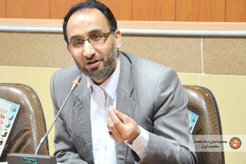 دیدار اعضای هیات مدیره جمعیت مبارزه با استعمال دخانیات- قم با دادستانی استان