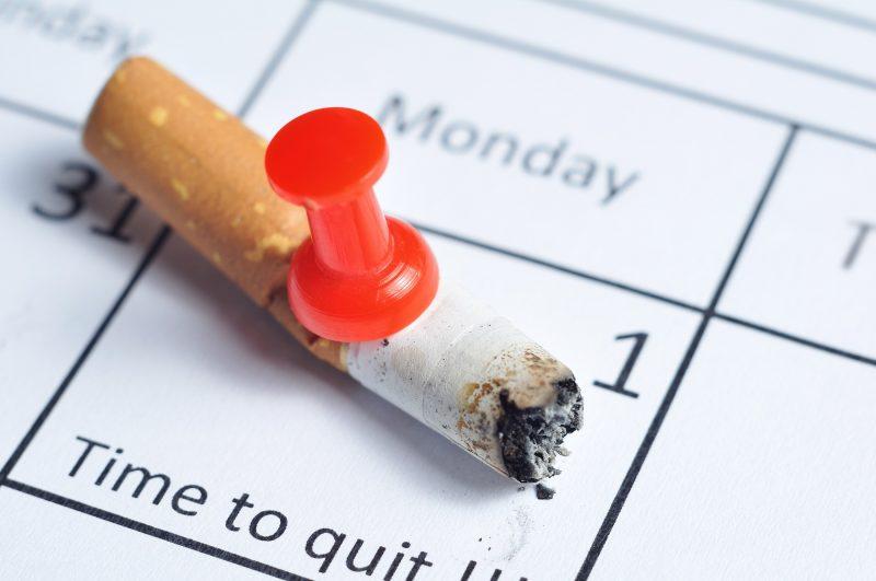 جدول زمان بندی برنامه های هفته بدون دخانیات