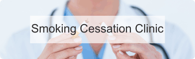 Smoking cessation clinic