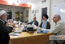 جلسه با حجت السلام ملک محمدی