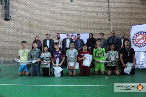 اولین دوره مسابقات ورزشی با حضور پادیاران استان تهران به میزبانی شهرستان قرچک برگزار گردید