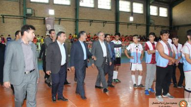 Photo of The first tournament of Pad-Helpers of Tehran province in Qarchak County