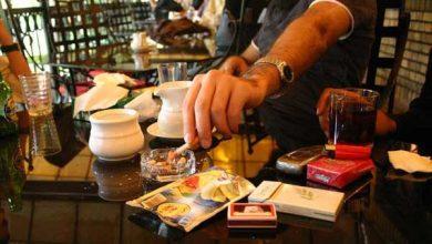 پشت پرده ی دودی کافه های تهران چه می گذرد؟