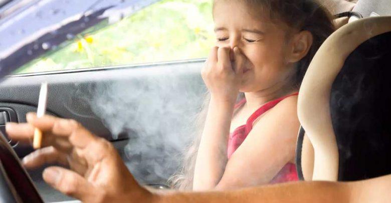 Photo of Second-hand Smoking