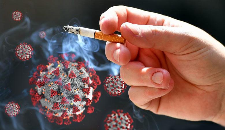 پاییز کرونایی سیگاری ها