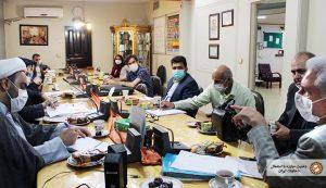جلسه آموزشی جمعیت