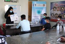 آموزش ضد کرونا در ورامین